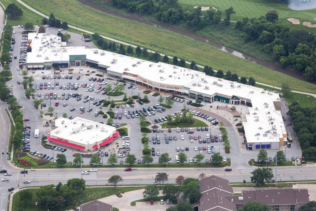 One Pacific Place Big Shopping Centers Usa