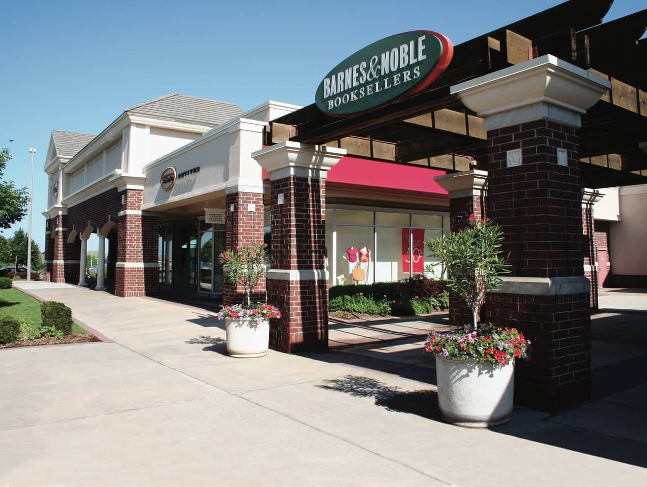 Southpointe Pavilions Big Shopping Centers Usa