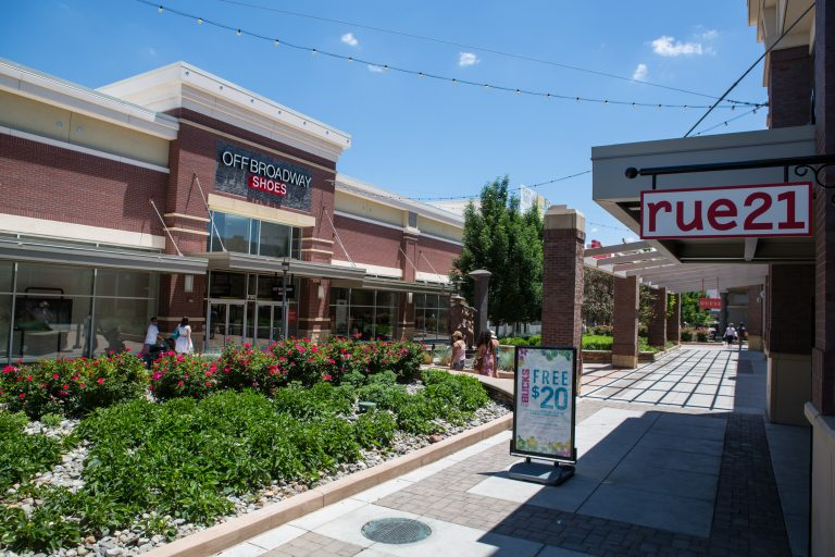 Outlets at Legends at 90 Percent Occupancy